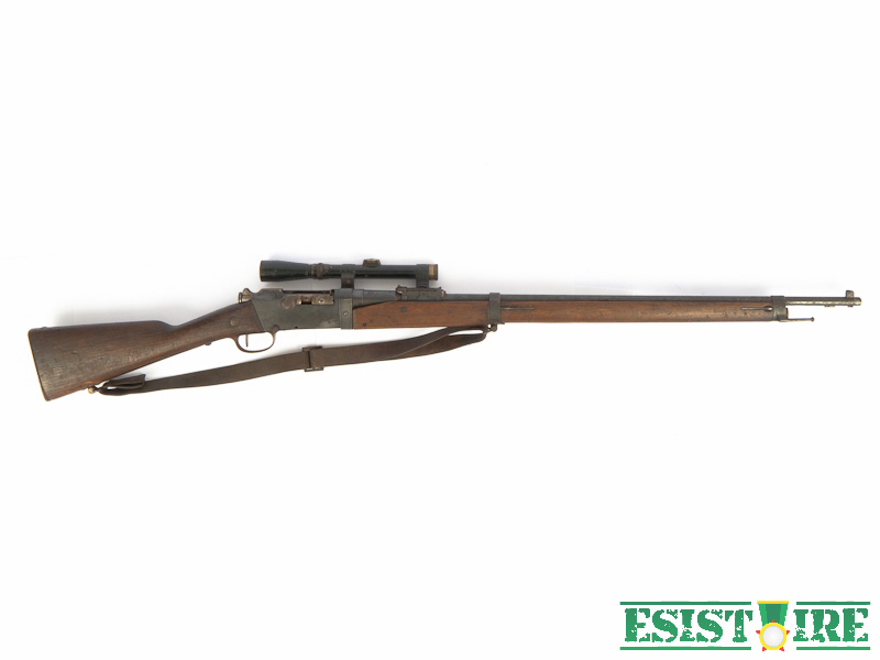 fusil lebel sniper france galerie collection armes